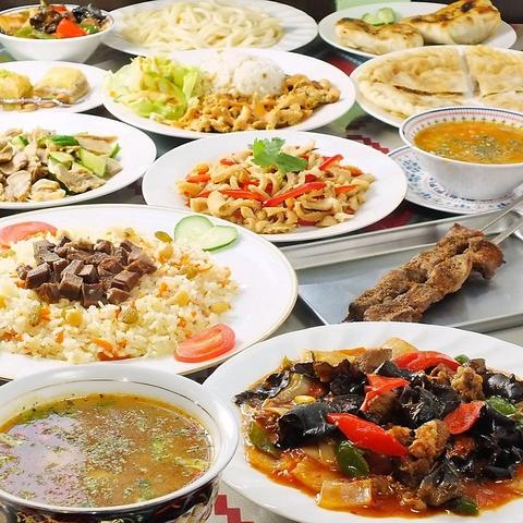 ウイグル料理とトルコ料理が味わえる高田馬場の本格的レストラン