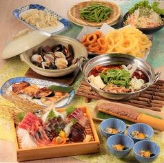 かわり鮨とうまい肴 鮨や一丁 秋葉原店のコース写真