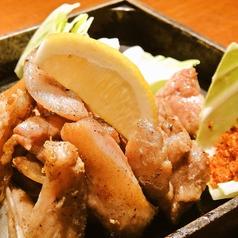 鶏トロ焼き・ヤゲン軟骨・豚トロ焼き (1人前)