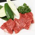 料理メニュー写真≪黒毛和牛≫赤身ランプ
