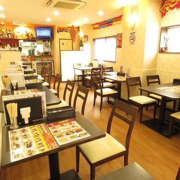 インドレストラン ソフィアマハルの雰囲気1