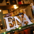ENAcafe&BARのロゴ