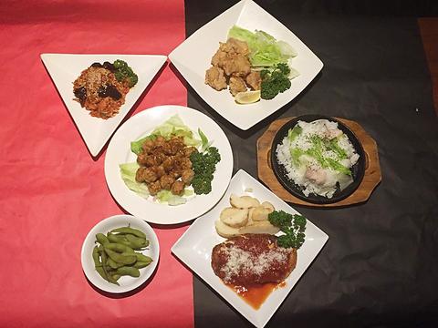 【新やのお得な飲み放題付コ-ス★2500円】和・洋・中の料理をお客様の好みに添って♪