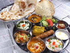 デリーダバ インド料理の写真