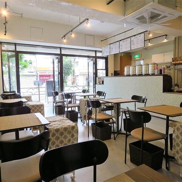 台湾茶カフェ 狐月庵の雰囲気1