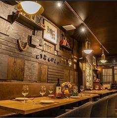 Meat&Cheese チルコロ circolo 熊谷店の雰囲気1