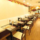 インドレストラン ソフィアマハルの雰囲気2