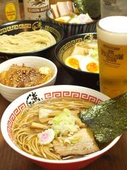 東京煮干中華そば 三三七の写真