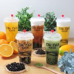 タピオカドリンク Tik tea 新御徒町店の写真