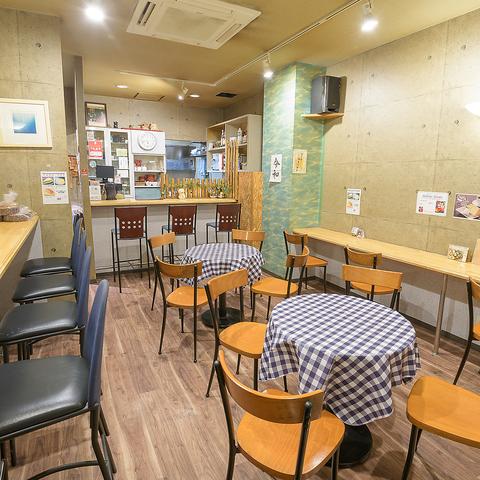 caffe acqua 店舗イメージ2