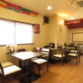 インドレストラン ソフィアマハルの雰囲気3