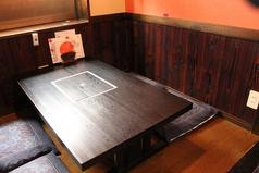 【1階】座敷※3名席…1テーブル、3名席…2テーブル、4名席…1テーブルあります。(テーブル結合可)
