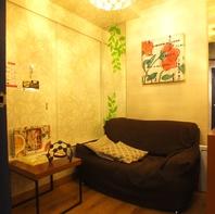 様々なシーンに対応◎大小完全個室