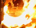 料理メニュー写真天草大王の火柱焼き