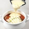 料理メニュー写真太陽のチーズラーメンWITH魅惑のラクレット