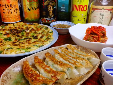 ボリュームがある韓国料理が食べられる!