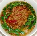 料理メニュー写真台湾拉麺