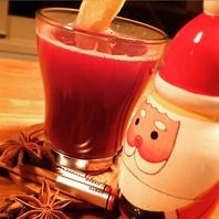 赤ワイン【冬限定】ホットワイン♪