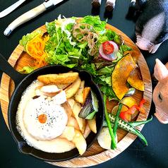 濃厚明太子チーズハンバーグ(セット)