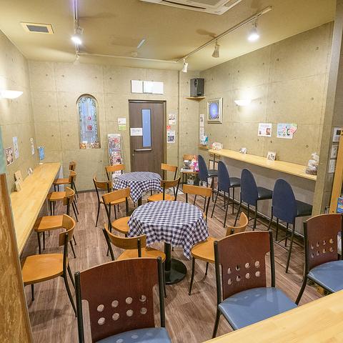 caffe acqua 店舗イメージ3