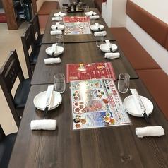 北京厨房の雰囲気1