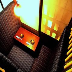【2階】2組限定の密着度抜群のカップル席♪
