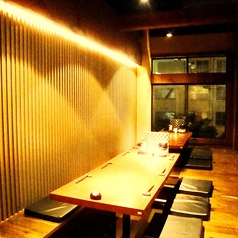 【デザイナーズ個室】12~18名様個室風席でご宴会に最適空間♪