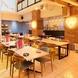 全100席以上の大型韓国料理専門店!