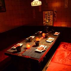 祇園5卓  掘りごたつ