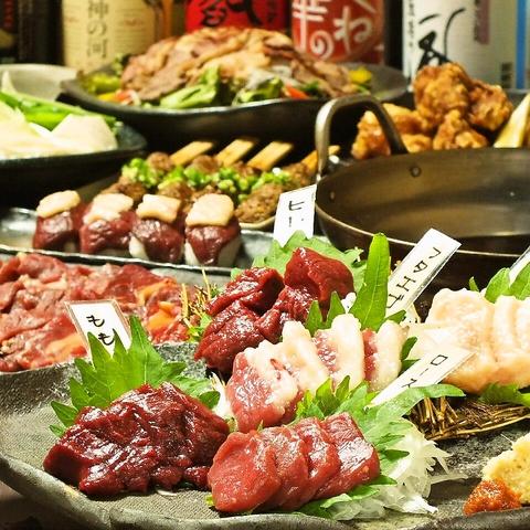 【馬肉専門店】錦糸町の喧騒を忘れられる隠れ家、こだわりお酒と厳選馬肉をご堪能あれ