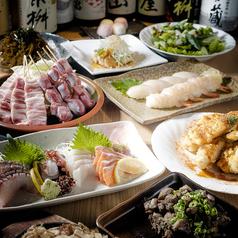 鶏鮮 竹乃屋 天神大名店のおすすめ料理1