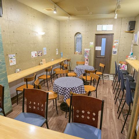 caffe acqua 店舗イメージ4
