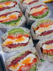 サンドイッチ専門店 サンセリテの写真