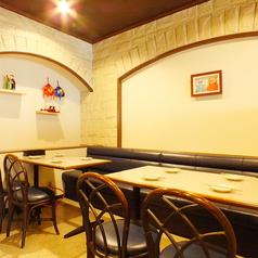 韓国料理 サムギョプサル専門店 辛の雰囲気3