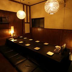 中華×鉄板×個室 蓮 RENの雰囲気1
