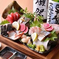 大塚『はなたれ』の鮮魚を♪旨い肴は常連も唸る味