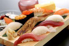 沼津魚がし鮨 東京駅店 キッチンストリートの写真