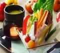 料理メニュー写真 野菜のバーニャカウダー