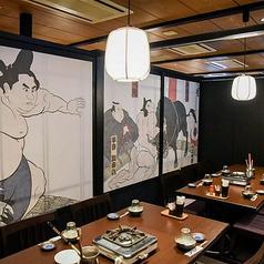 ちゃんこ江戸沢 相撲茶屋 両国総本店の特集写真