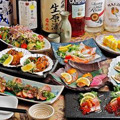 お魚ときどきお肉 梅田店の写真