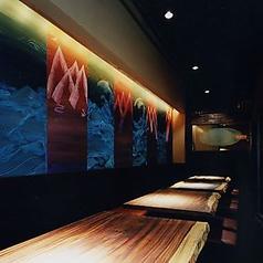 【テーブル席】雰囲気の良い店内で、様々なシーンにご利用頂けます。