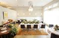 【ブライダルイメージ】華やかな雰囲気をお部屋と料理で演出いたします。