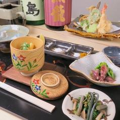 天ぷら かわかみのおすすめ料理1