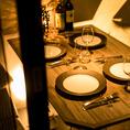 洗練された和空間はお客様に大人気!ゆったりとした空間にピッタリな当店自慢のお料理、銘酒を存分にお召し上がりください!2名様~ご利用可能な個室を多数ご用意。広々ゆったりとした個室は誕生日、記念日、飲み会にぴったり◎