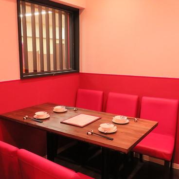 芙蓉麻婆麺 三宮店の雰囲気1
