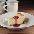 料理メニュー写真ニューヨーク スタイル チーズケーキ