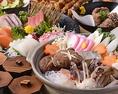 宴会メニューは飲み放題付で3500円からご用意しております。