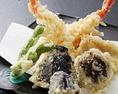 天ぷら一筋30年のキャリアが違います♪ 匠の技をお楽しみ下さい!