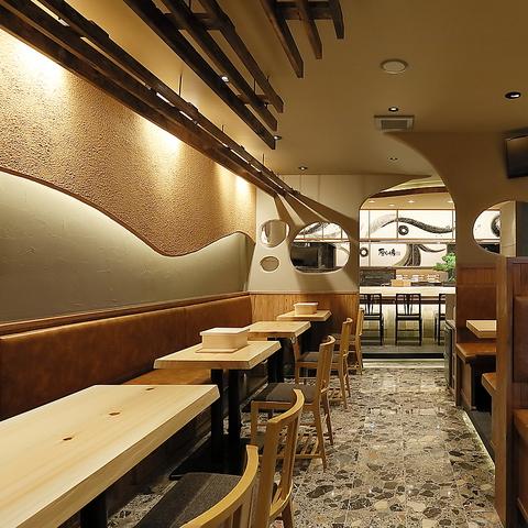かき小屋 宴会 海鮮 居酒屋 対馬の漁師 豊田本店|店舗イメージ3