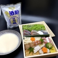 料理メニュー写真日本盛吟醸酒粕鍋セット(二人前)